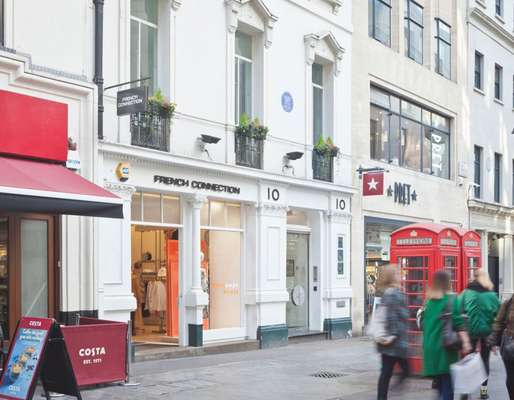 10 Argyll Street, London - Picture 2021-10-18-11-44-13