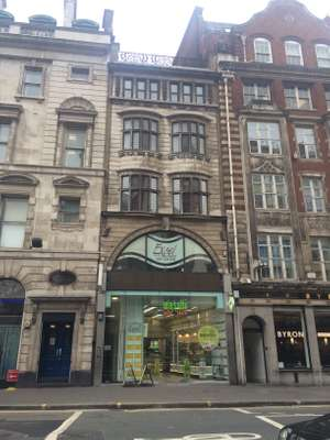 116 High Holborn, City of London - Picture 2020-10-23-11-15-15