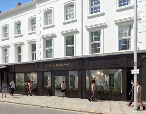 60-64 Fulham Road, London - Picture 2021-03-23-15-45-57