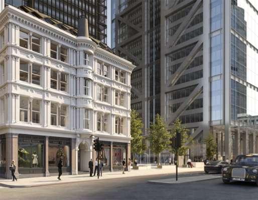 Unit 1, Bishopsgate Plaza, London - Picture 2021-08-03-17-16-02