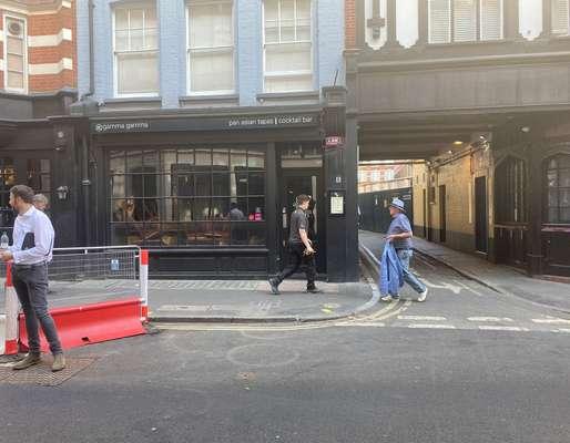 6 Greek Street, London - Picture 2021-10-05-09-25-11