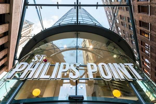 St Philips Point, Birmingham