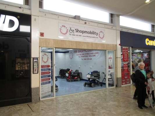 Unit 11, Mercat Shopping Centre, Kirkcaldy - Picture 2018-08-29-15-51-59