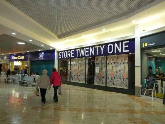 Unit 30-34, Mercat Shopping Centre, Kirkcaldy - Picture 2018-08-30-12-20-26
