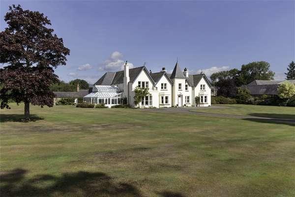 Craigeassie House
