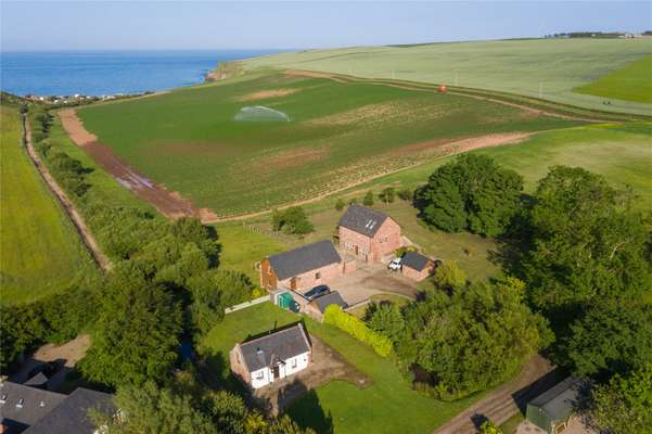 View To Lunan Bay