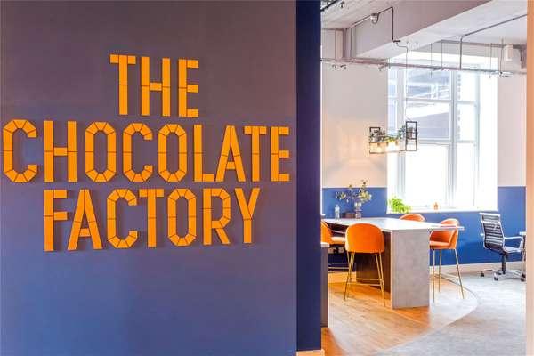 Thechocolatefactory