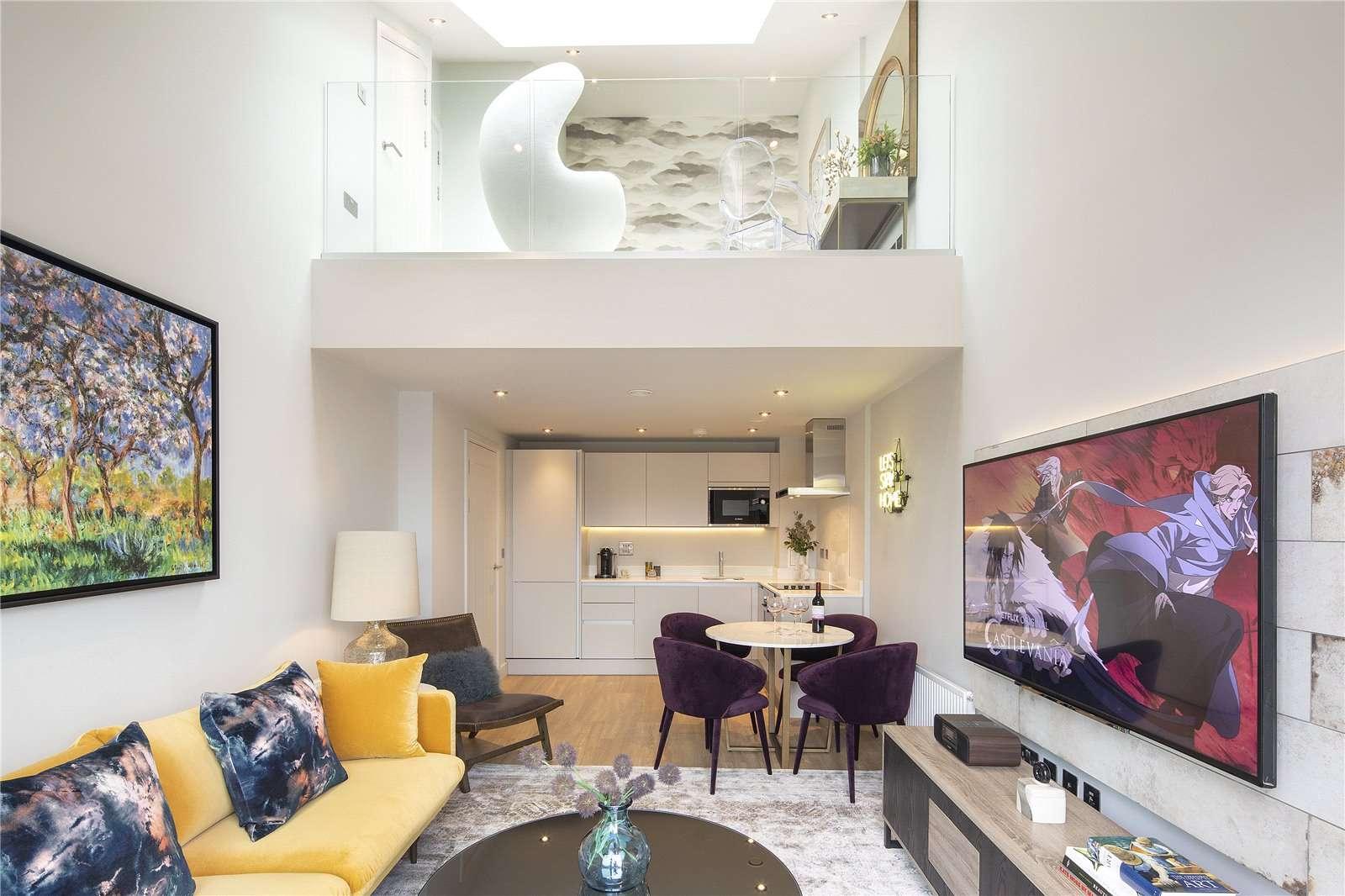 Apartment 443 Provenderbakers Quay Gloucester Docks Gl1 5sh