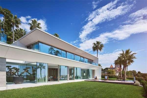 Modern Villa Cannes