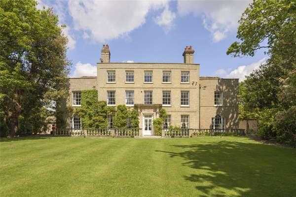 Bluntisham House