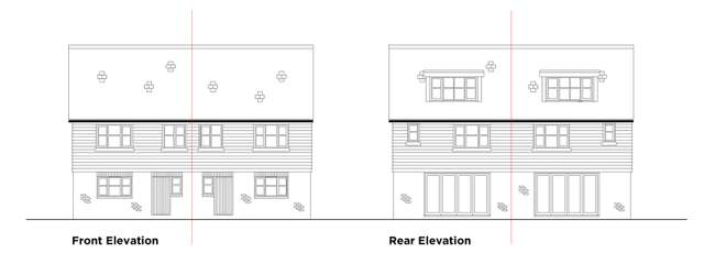 New Homes Elevations