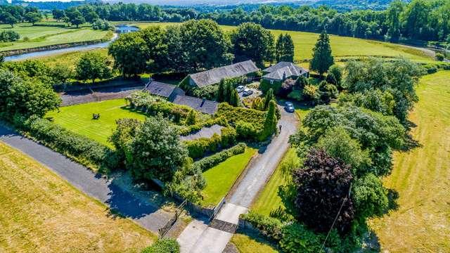 Ro-Fawr Farm Aerial