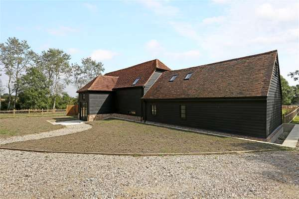 Rear Of Barn