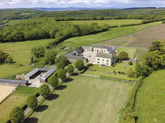 Upper Rushmire Farm