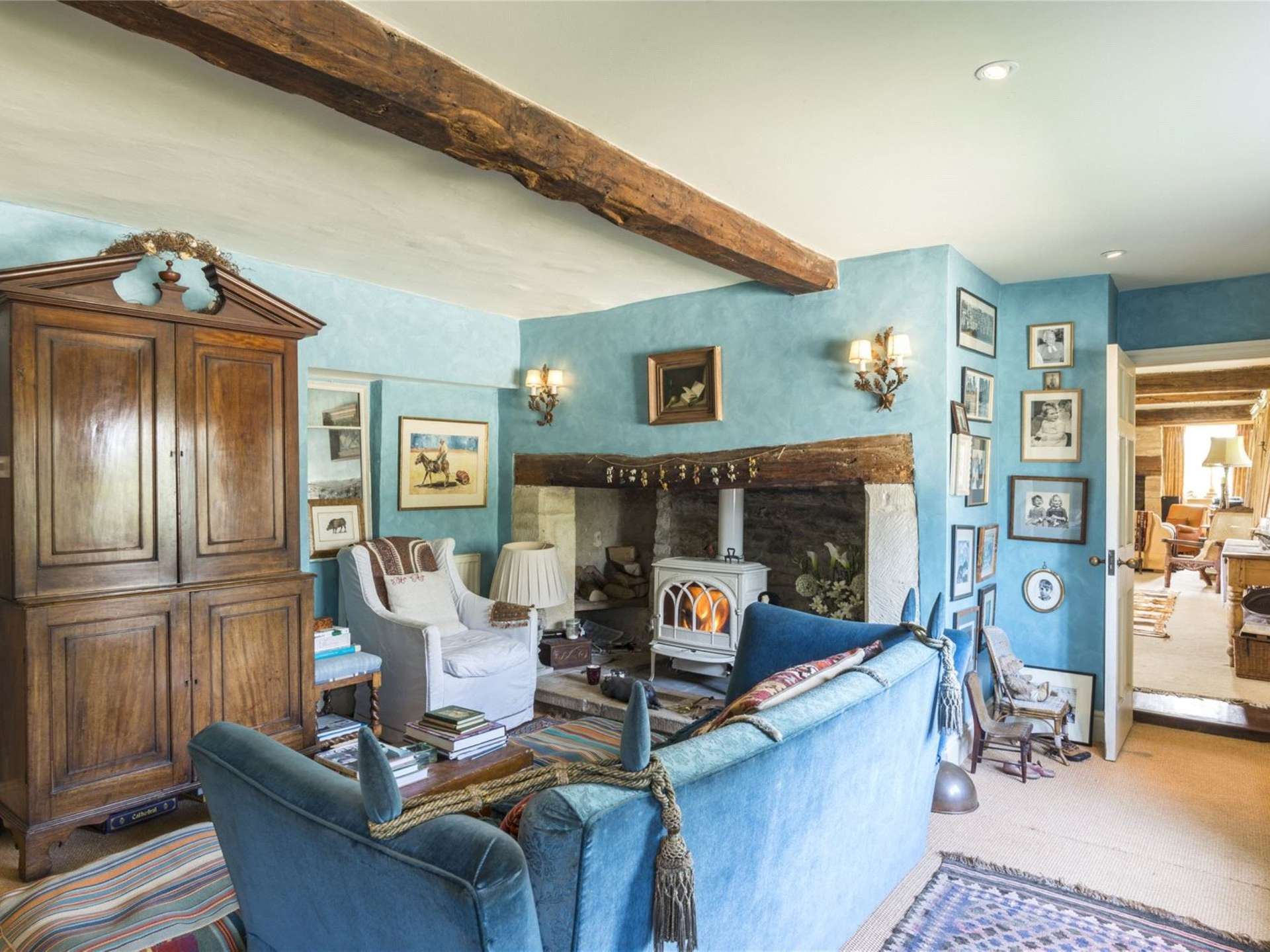 Savills | Oaksey, Malmesbury, Wiltshire, SN16 9SD | Property for sale