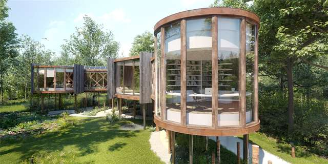 Ewen Treehouse