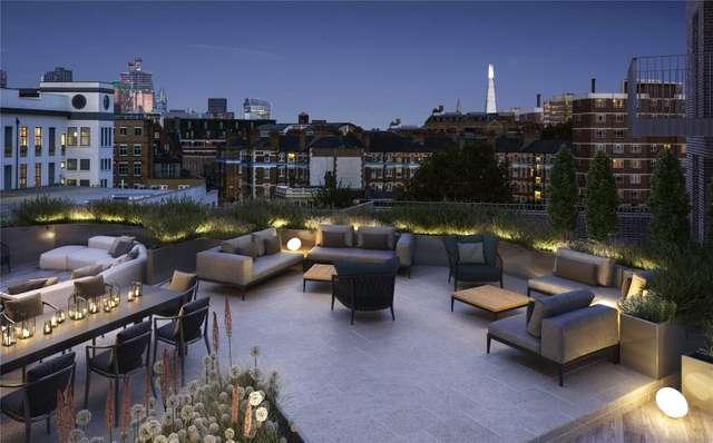 Resident Terrace