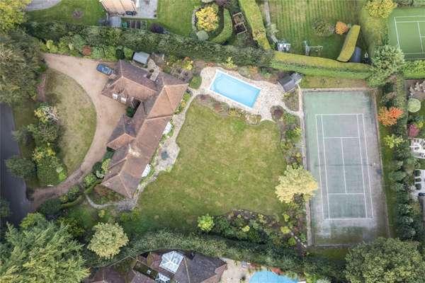 Overhead - Drone