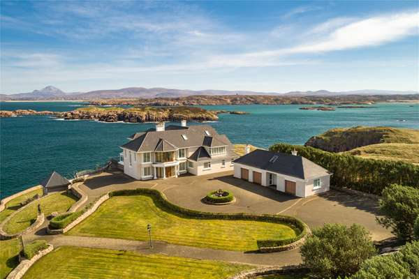 Donegal Shore House