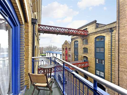 Balcony Wapping