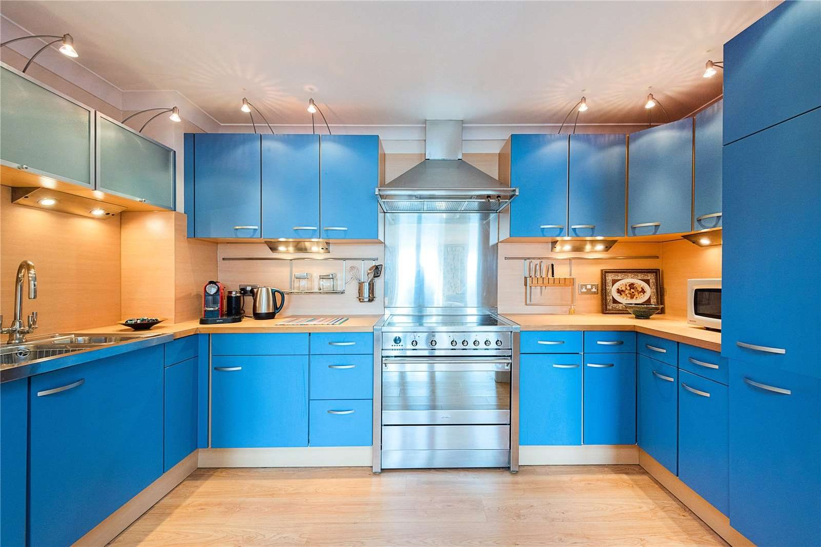 Savills | Property for sale in E1W, England