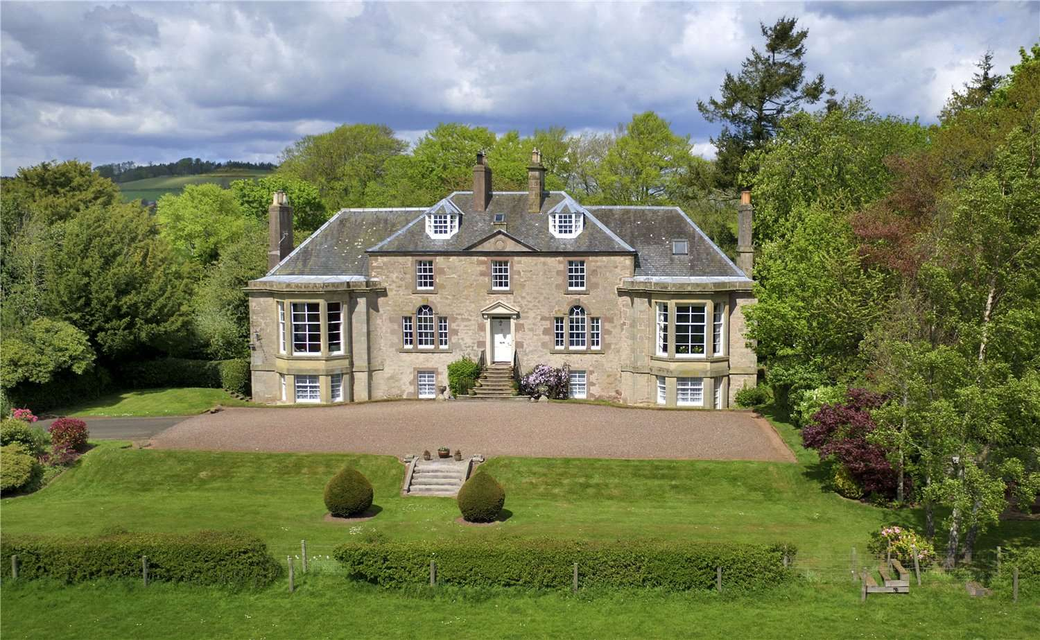 Savills | Cairnbank House, Duns, Berwickshire, TD11 3HR | Properties for  sale