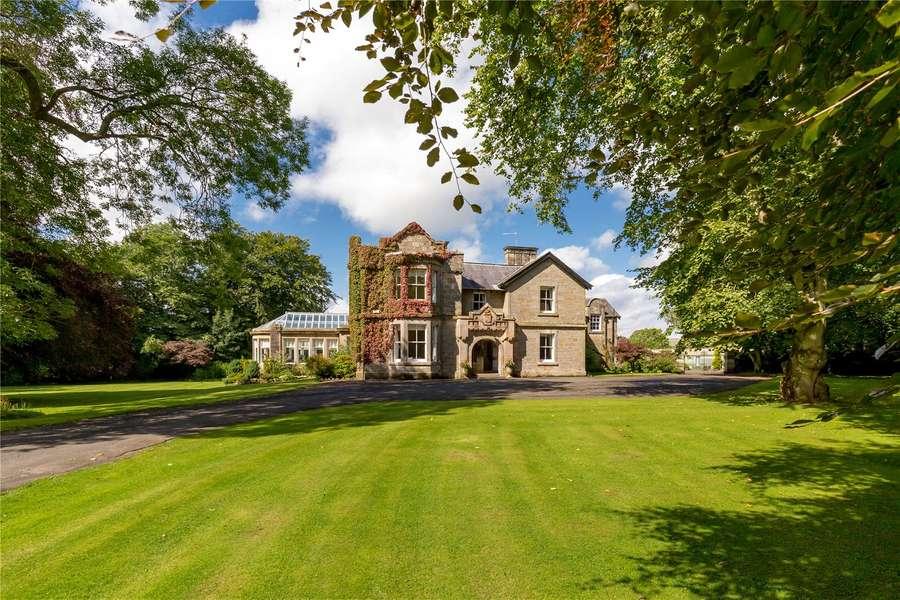 Savills Tillywhally House Kinross Ky13 0rn Property