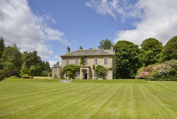 Kincairney House