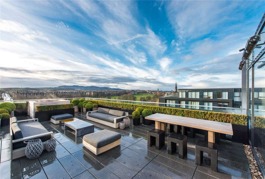 Savills | Apartment 57, 6 Simpson Loan, Quartermile ...