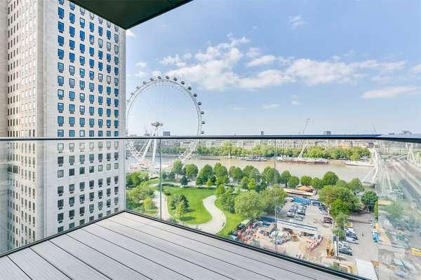Balcony/View