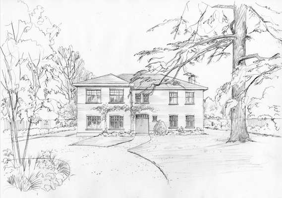 Sketch Of Proposed