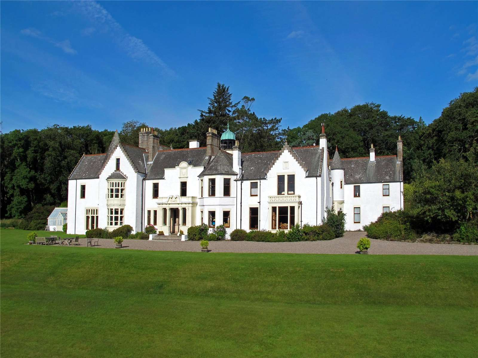 Achamore House, Isle Of Gigha, PA20 20AD   Property for sale   Savills