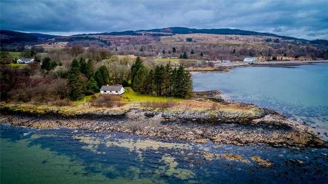 House From Loch Fyne