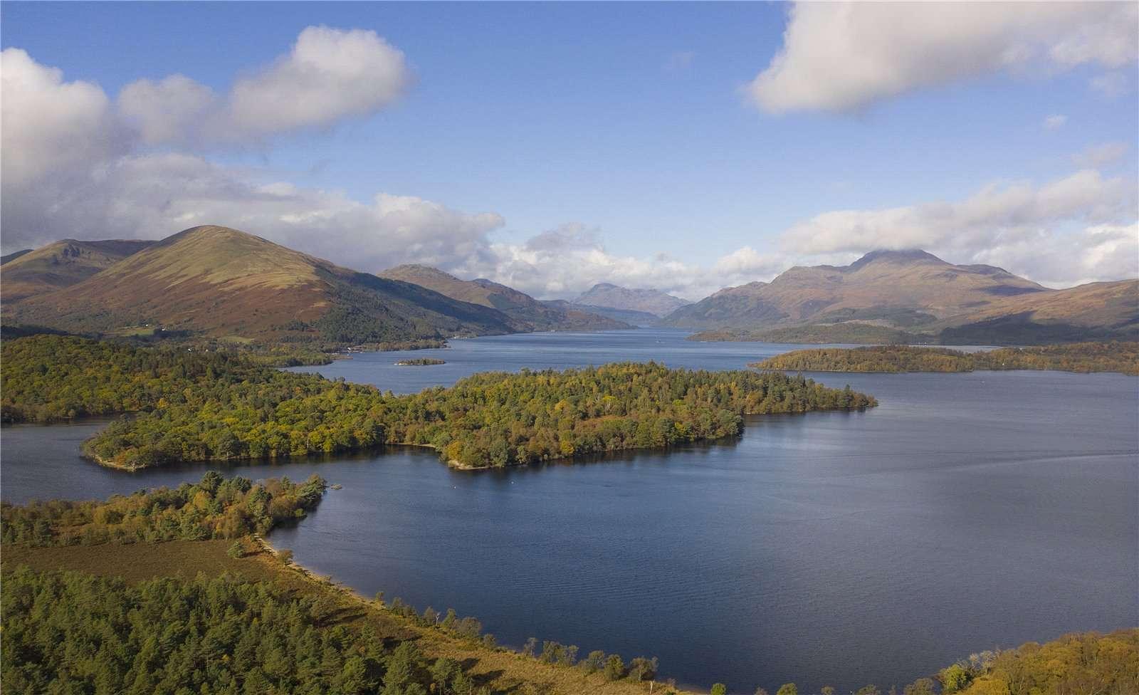 Inchconnachan Island Loch Lomond G83 8nu Properties For Sale Savills