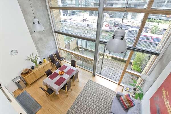 Mezzanine View