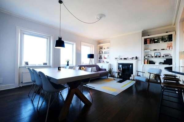 Reception 1/Kitchen
