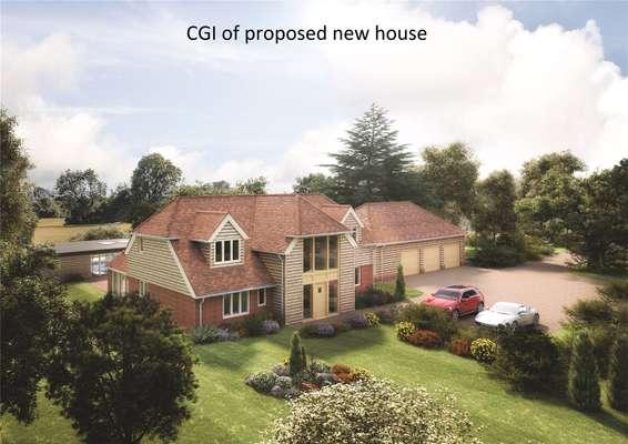 Cgi New House
