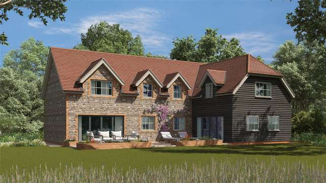 Cgi Of New House