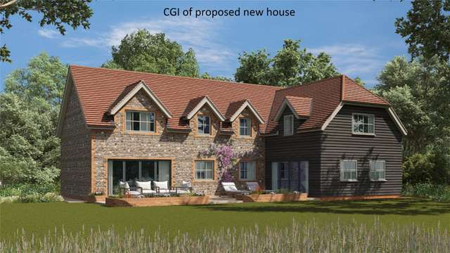 Cgi Rear Elevation