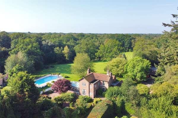 Aerial Haynes Farm