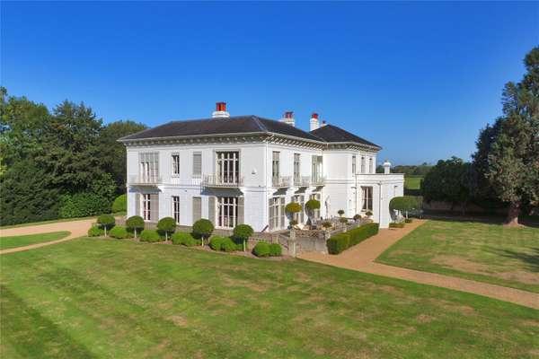 Barcombe House