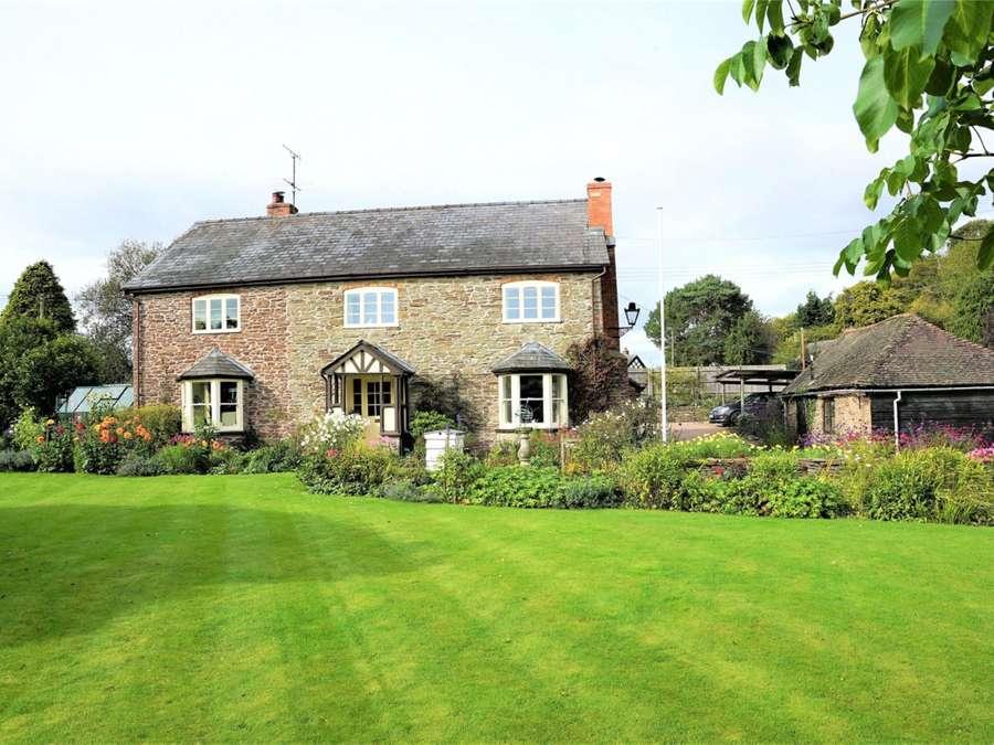 Property For Sale Stoke Prior Leominster