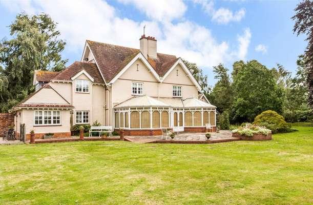 Birlingham House