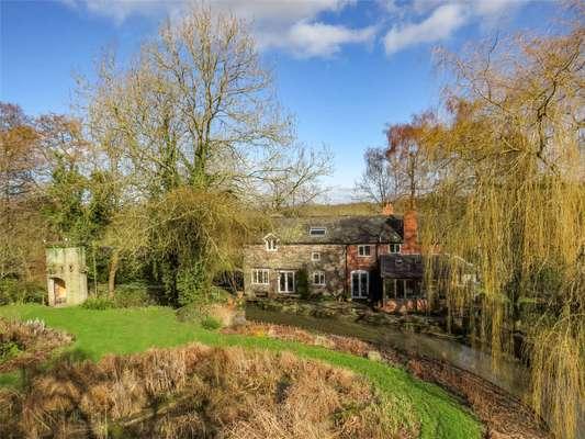 Mill & Water Garden