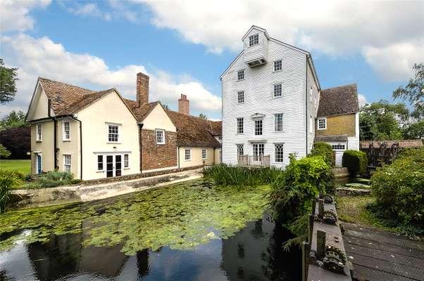 Wiston Mill