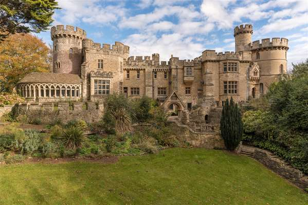 Savills Castle For Sale In Uk