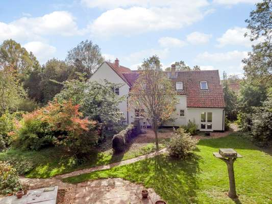 Shrewsbury Cottage