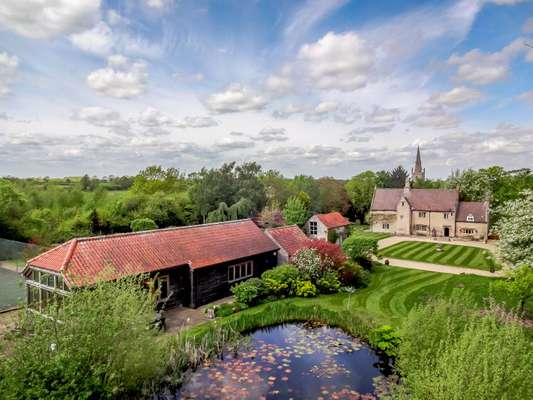 Heydour Priory