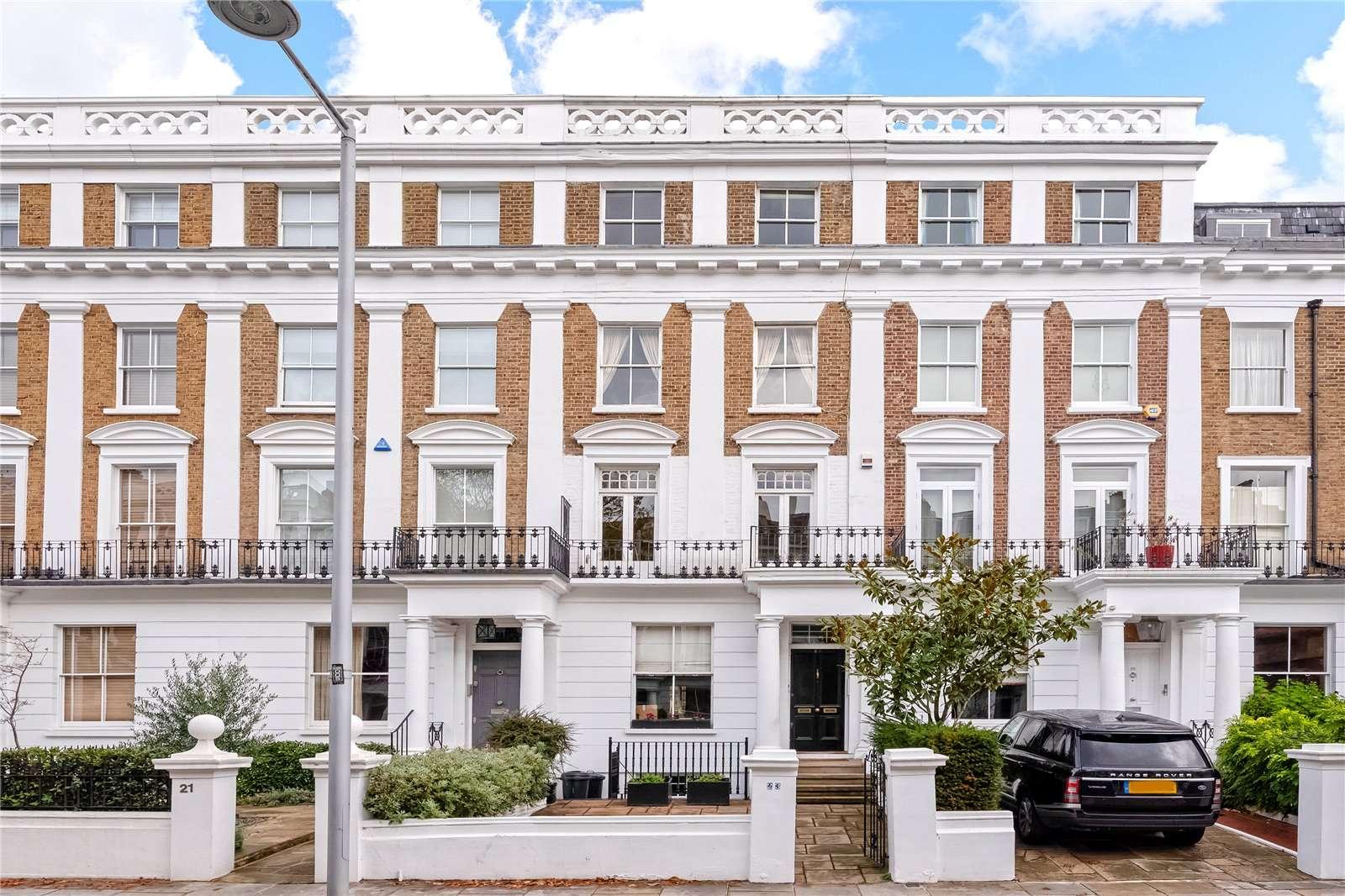 Drayton Gardens Chelsea London Sw10 9ry Properties For Sale Savills