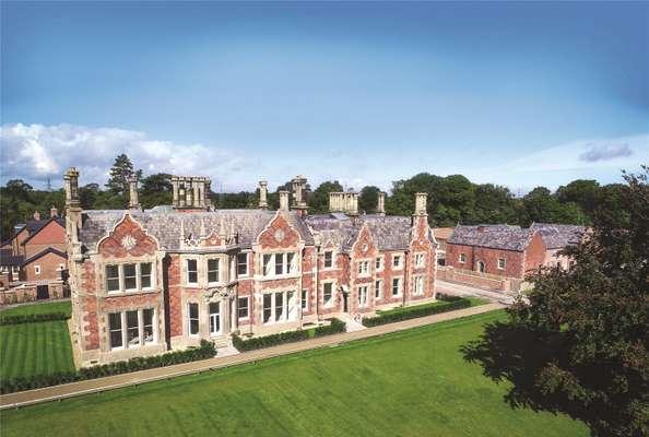 Backford Hall 4